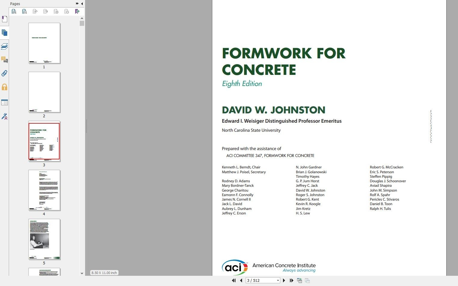 sp-4 8th formwork for concrete pdf torrent