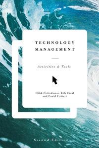 دانلود کتاب Technology Management دانلود ایبوک Technology Management by Dilek Cetindamar خرید کتاب activities and tools  9781137431868, 1137431865