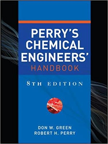 دانلود رایگان هندبوک پری Perry's Chemical Engineers' Handbook نسخه 8 ام ISBN-13: 978-0071422949 ISBN-10: 0071422943گیگاپیپر