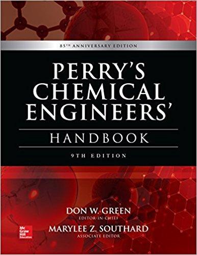 دانلود ایبوک Perry's Chemical Engineers' Handbook, 9th Edition دانلود رایگان هندبوک پری نسخه 8 کتاب خارجی شیمی دانلود خرید کتاب زبان اصلی Perry Chemical