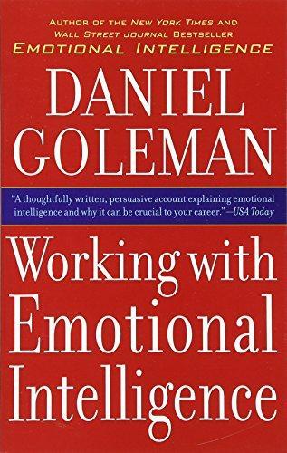 دانلود ایبوک Working with Emotional Intelligence, by Goleman خرید pdf کتاب خارجی 0553378589 خرید کتاب لاتین خرید کتاب خارجی 9780553378580 خرید کتاب اورجینالگیگاپیپر