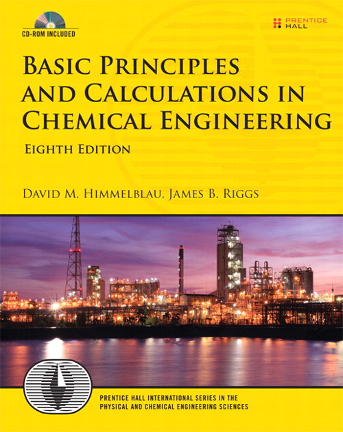 دانلود ایبوک Basic Principles and Calculations in Chemical Engineering, Eighth Edition خرید کتاب گیگاپیپر