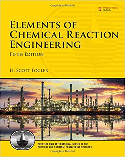 دانلود ایبوک Elements of Chemical Reaction Engineering (5th Edition) Download Ebookگیگاپیپر