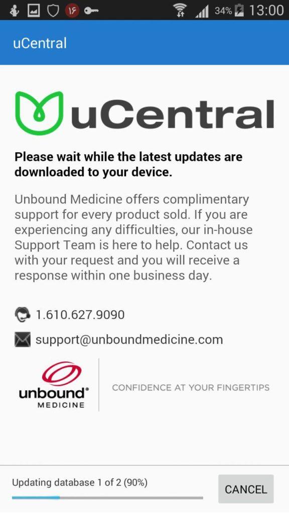 برنامه uCentral مراحل نصب uCentral اپلیکیشن های پزشکی یوزر و پسورد uCentralگیگاپیپر