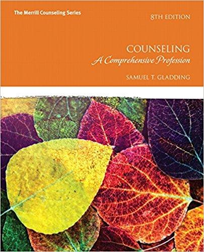 دانلود ایبوک Counseling : A Comprehensive Profession دانلود کتاب کتاب اصول و مبانی مشاوره ویراست هشتم مؤلف: ساموئلتی. گلادینگ Samuel T. Gladding