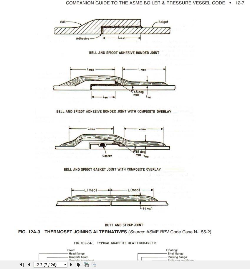 دانلود استاندارد عبارات مربوط به جنبه های انتخاب مخازن تحت فشار لوله کشی Companion guide to the ASME boiler pressure vessel code 5th edition ASME 2017گیگاپیپر