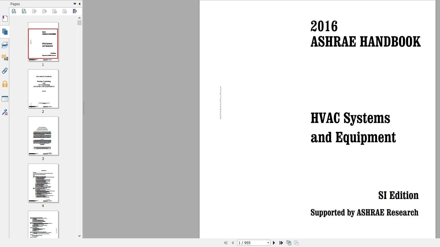 Ashrae Handbook español pdf hvac Design
