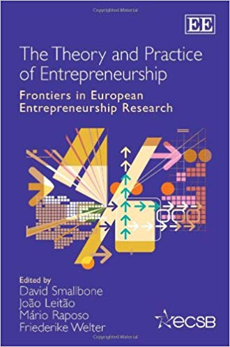 دانلود کتاب The Theory and Practice of Entrepreneurship