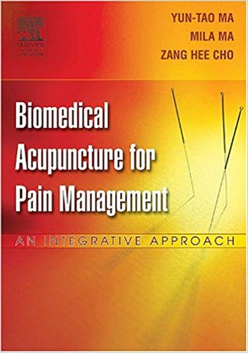 دانلود کتاب Biomedical Acupuncture for Pain Management An Integrative Approach خرید ایبوک طب سوزنی پزشکی خرید کتاب 9780443066597 Free Download Ebook